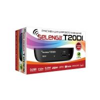 Цифровой телевизионный приемник Selenga T 20DI