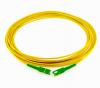 Шнур оптический SC/APC-SC/APS-G657A1-3.0-PVC